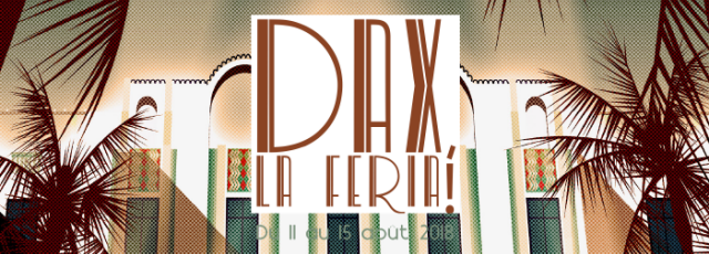 Entete visuel officiel feria dax 2018