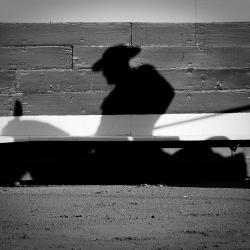 Sombra Picador Dax 2016©William LUCAS